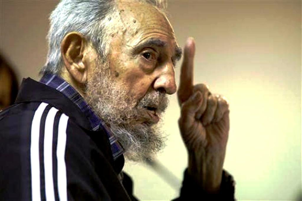 fidel castro speech critique Start with his youth:  the fact he was born out of wedlock from a relationship  between his father ángel castro argiz and lina ruz gonzález.