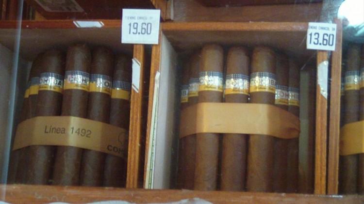 Кубинская сигарета купить купить электронную сигарету казани