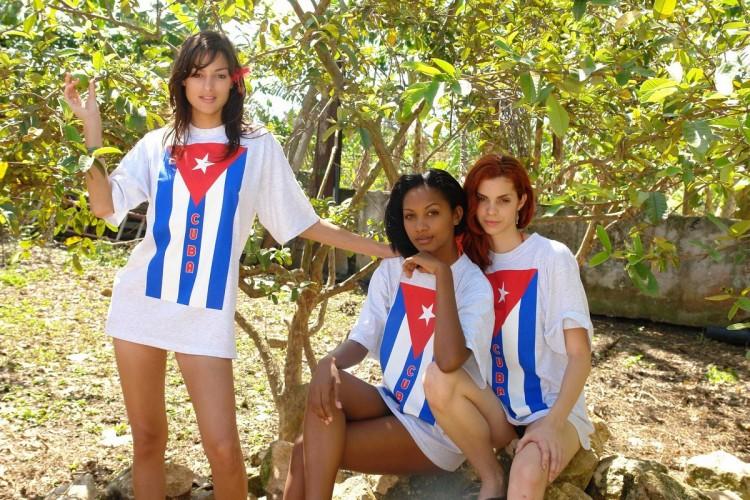 кубинские тёлки смотреть онлайн