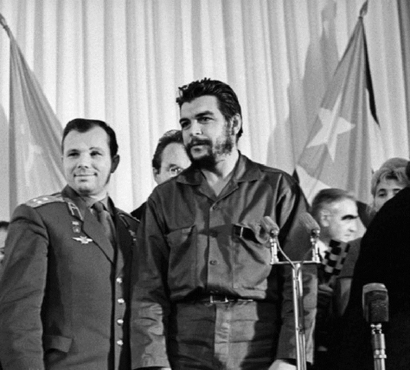 Че Гевара и Гагарин