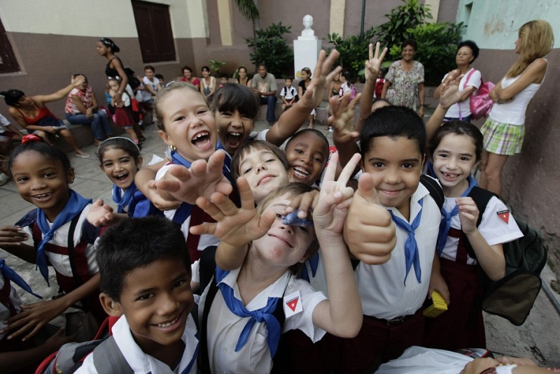 school cuba образование  havana varadero cubagood.com куба гавана варадеро тур