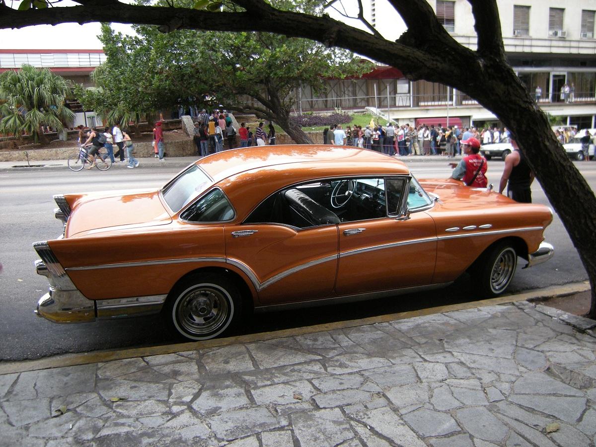 уже было кубинские автомобили фото усадьба