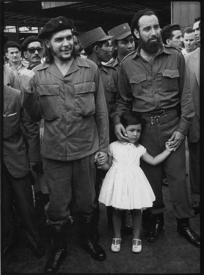 daughter дочь Че Гевары