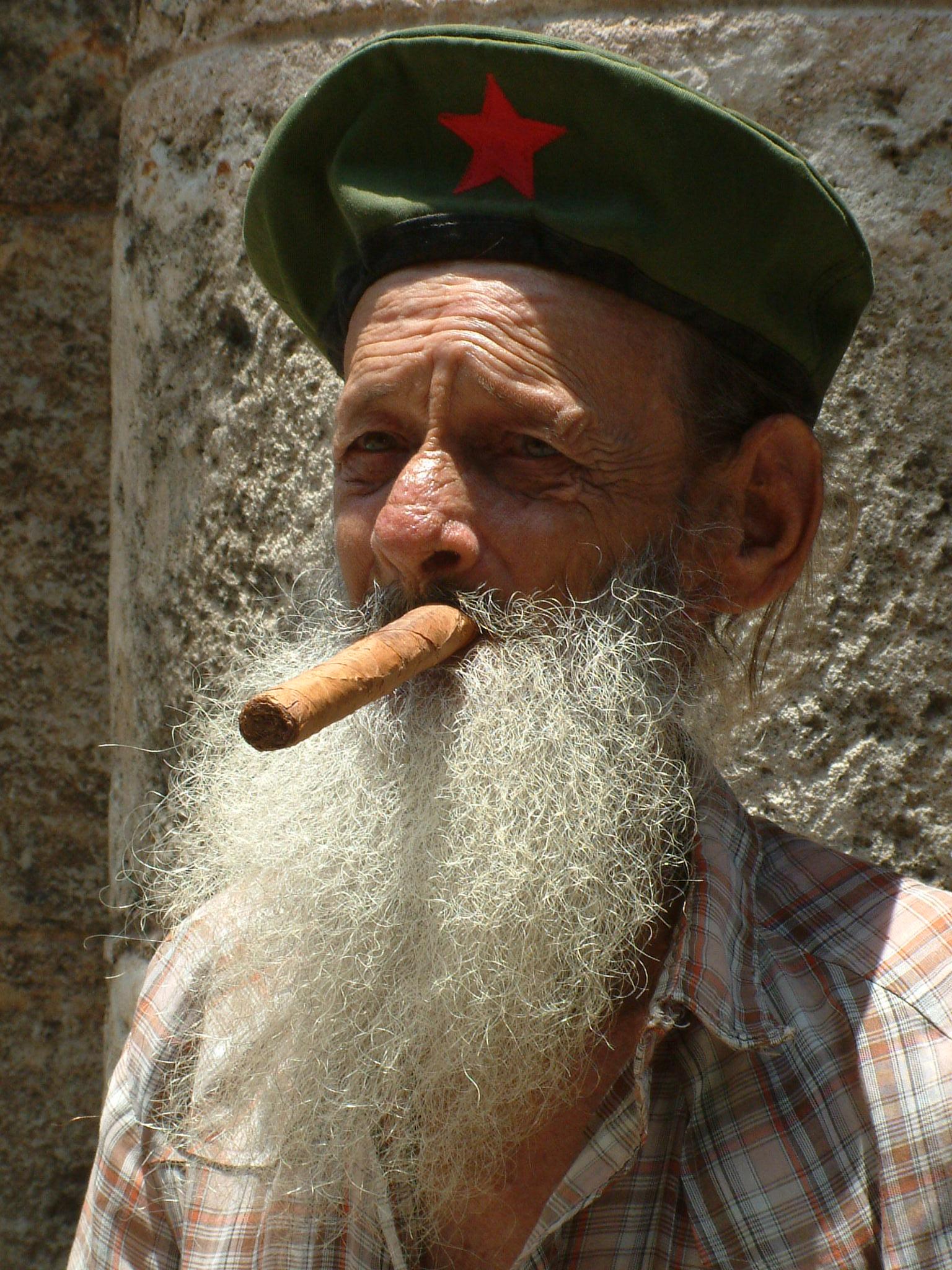 архитектура картинка старик с сигарой хорошо