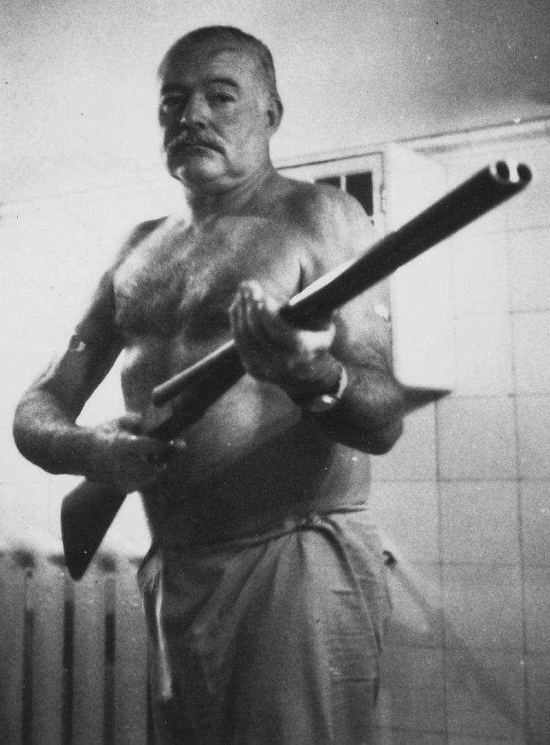 Ernest Hemingway Эрнест Хемингуэй