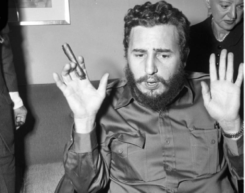 Fidel Castro Фидель Кастро